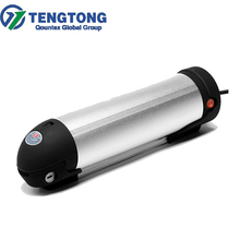 Factory customized Hot selling 48v 13ah e-bike lithium ion battery water bottle battery pack