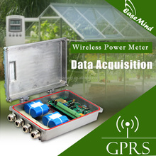 Wireless Power Meter Data Acquisition wireless energy monitor
