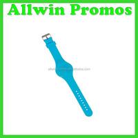 Fashion round electronic digital bracelet/wrist/candy color watch 2016