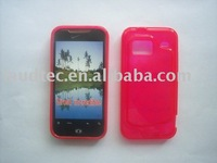 TPU Soft Plastic Gel Case for HTC Incredible