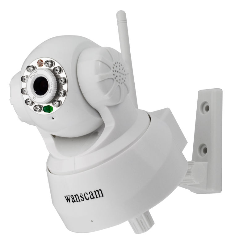 WANSCAM(MODEL JW0009) - Baby/Pet Care night vision hidden micro ip cam wifi