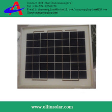 beat price mini 5w poly panel solar