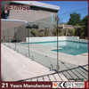 glass pool child safety fence