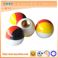 German Flag Car Valve Cap Anti-dust and Waterproof Valve Stem Cap Customizable Flag Logo Available