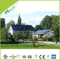 oem solar panel photovoltaic solar panel mono/poly crystalline solar cell