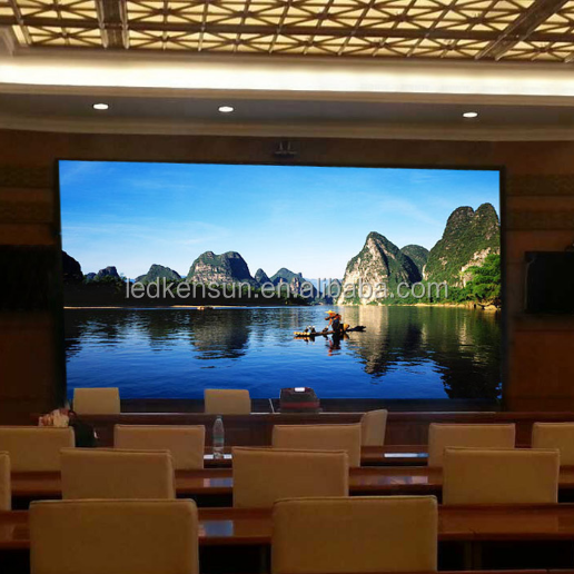 Good price of JS-FSI-PH3MM video sign P2 P2.5 P3 led display screen made in China
