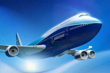 International air cargo door to door service from China to USA