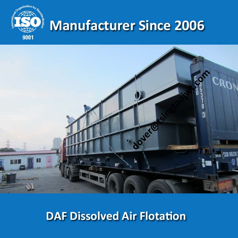 Air Float Systems and DAF Unit Water Treatment