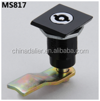 New design MS817 zinc alloy Cam lock and key cylinder series for cabinet door