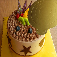 Wholesale Paper Cake Bases/Silver cake base board high quality mini cake borads