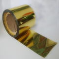 Double Side Gold&Best Sale PVC Metallic Film