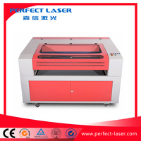 Wood/MDF/Plywood/Bamboo CO2 Laser Engraving Machine for Arts and Crafts Industry