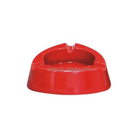 Triangle Melamine Plastic Ashtray