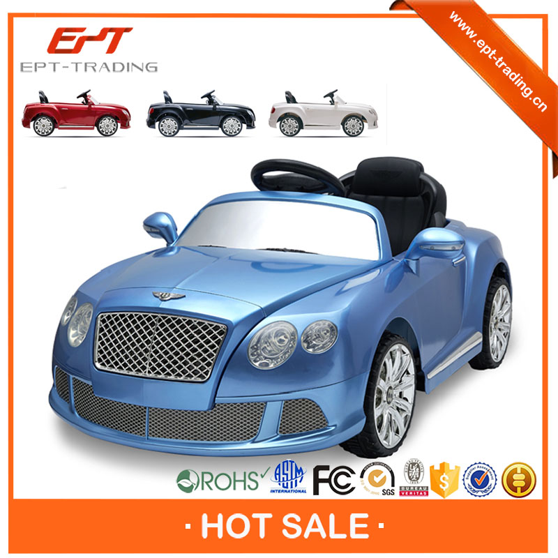 Simulation children ride on car toy for selling