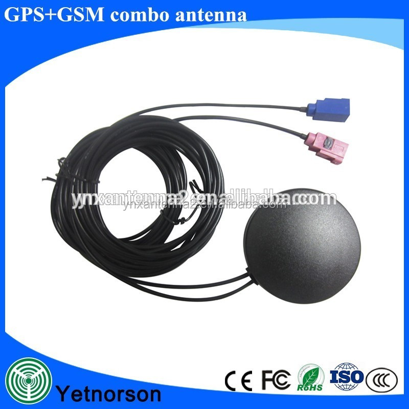 Customized Fakra Connector GPS Car Antenna with High Quality Factory Price