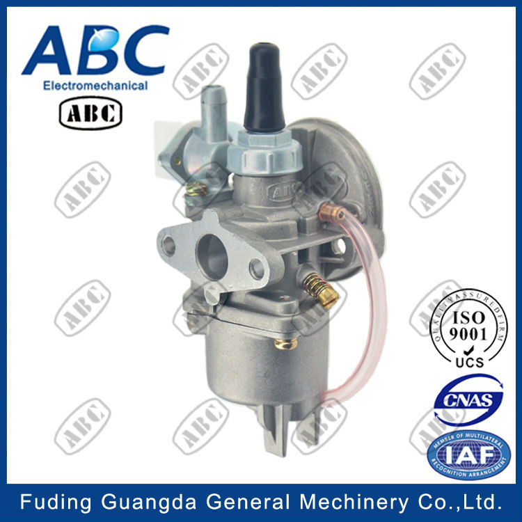GD-041 / G4K 41.5cc carburetor with engine 1E40F-3A