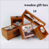 Promotional Wood Craft Gift Box Supply