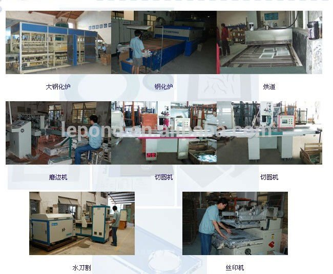 2-6mm One Way Mirror Glass in china