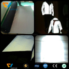 glow in the dark fashion reflective motorcycle winter jacket for safety