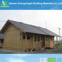 easy to install steel frame building prefab home