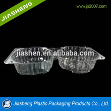 Clamshell Packing Box Package Plastic Disposable Lettuce