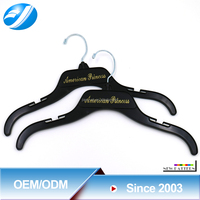 plastic clothes hanger with high quality for man,round clothes hangers