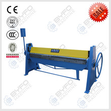 manual sheet metal aluminium bending machine , aluminium plate bender manual