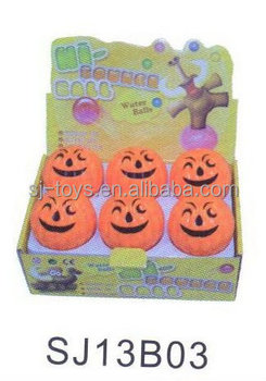 Holiday Holloween Pumpkin Air Ball Toy