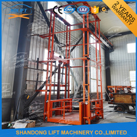 Good quality mechanical car lift with CE