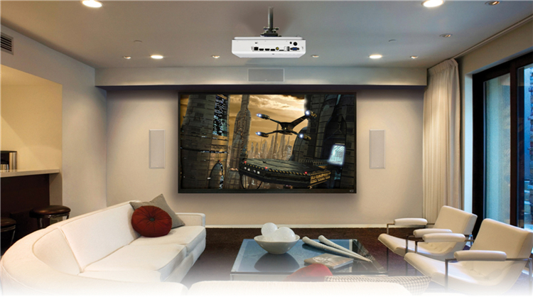 1280*800 100000:1 smartphone projector CRE X2500