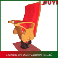 JY-926M wooden armrest strong and cheap auditorium seat fire retardant strong and cheap auditorium seat