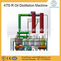 Waste Tyre Pyrolysis Oil Machine,Oil Refinery Machine