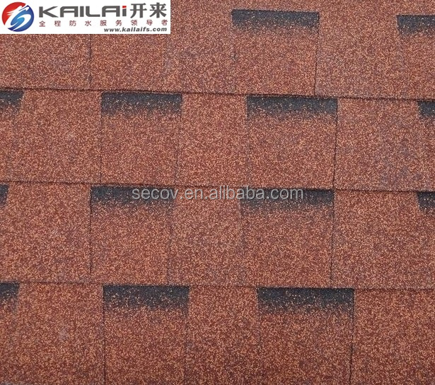 Wholesale Roof Tiles laminated Asphalt Shingles Manufacturers
