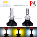 PA New Style H7 Automotive Car Headlamp kit IP67 DIY Color led headlight conversion