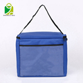 Non woven insulated food cooler lunch bag,shoulder picnic cooler bag