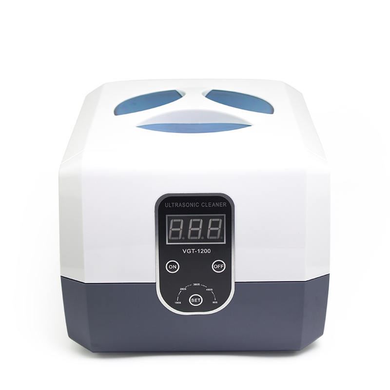 New digital control wholesale jewelry ultrasonic vibration cleaner