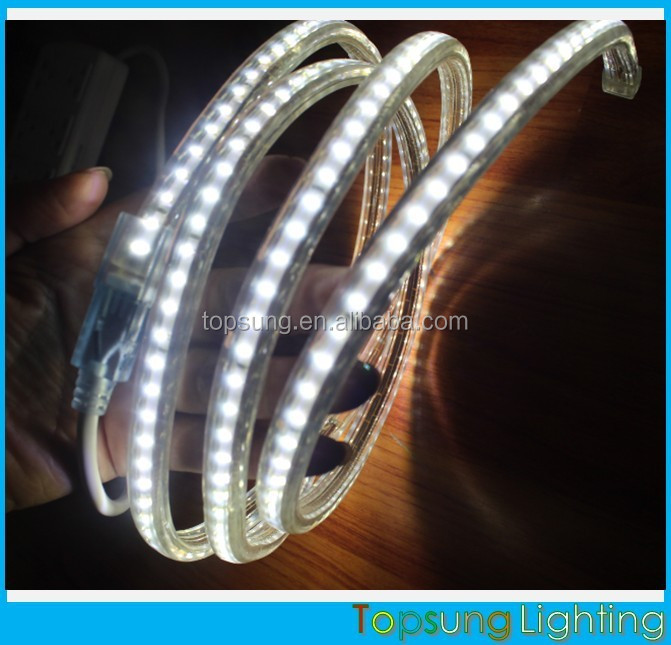 SMD3528 high voltage shenzhen factory continuous length flexible led light strip