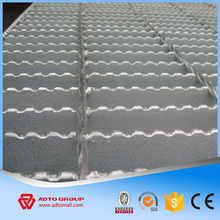 ADTO Factory Price Galvanized Steel Bar Grating Gas Oil Platform Grates Catwalk Steel Grating Weight