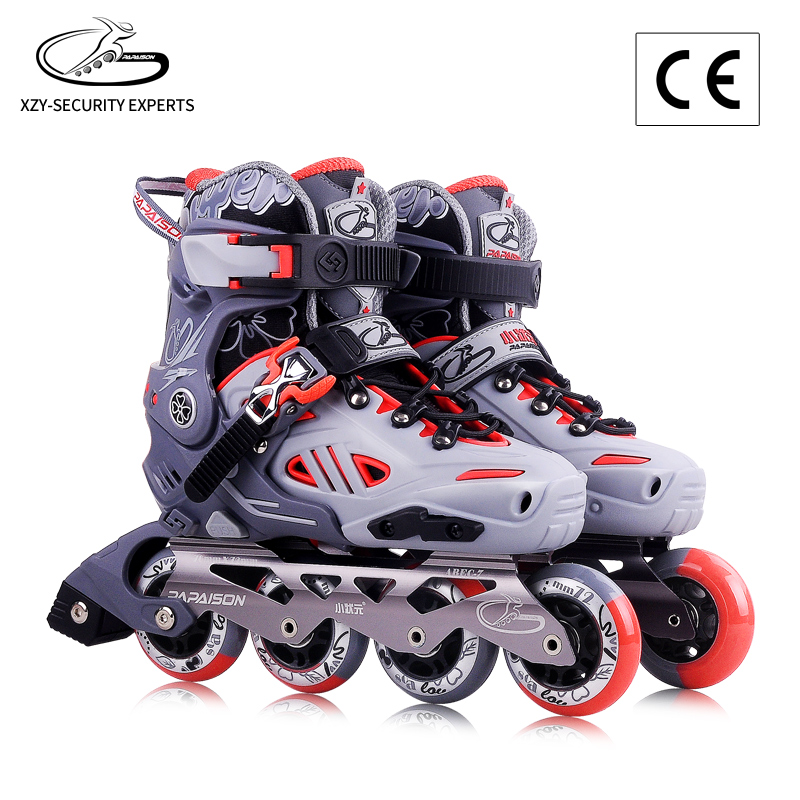 Adjutable quad roller skates 4 wheel skates for children