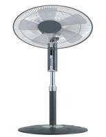GS CE ROHS OEM high quality motor 45W plastic cooling 16 inch cheap pedestal stand fan
