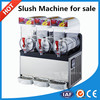 Most professional and most popuar exported type Snow melting machine/slush puppy machine with CE approved