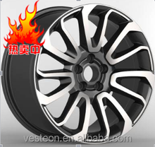 5 Hole and all kind of colors Finishing RACING CAR ALLOY WHEEL