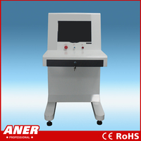 Economical Xray baggage scanner for Embassy Customs Facilities Inspection