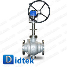 Didtek Industrial Cryogenic Extension Stem Trunnion Cryogenic Ball Valve