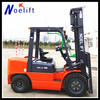 Cherry picker Four Wheel 3-3.5 ton work visa diesel forklift truck with closed cabin