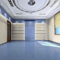 Antibacterial 100% pvc high quality comfortable pvc vinyl hospital floor roll