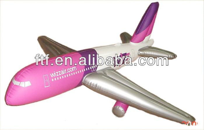 2015 new design advertising inflatable plane for kids