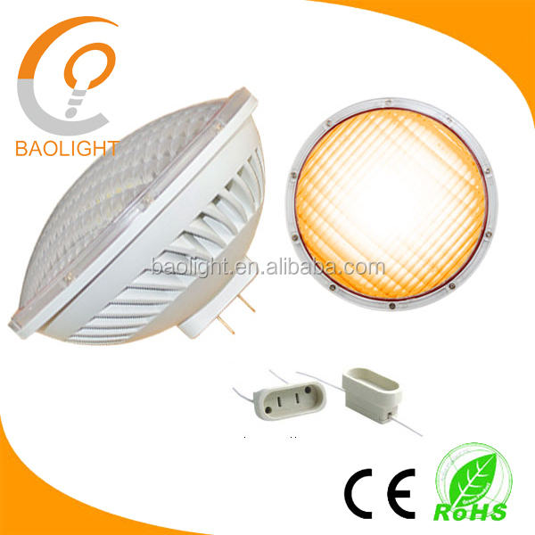200W 300W 500W led replacement par56 led 120V 12V swimming pool lights for pool fountains