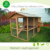 DXH005 easy clean best quality backyard chicken houses