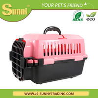 Hot sale cheap plastic outdoor dog kennel designs